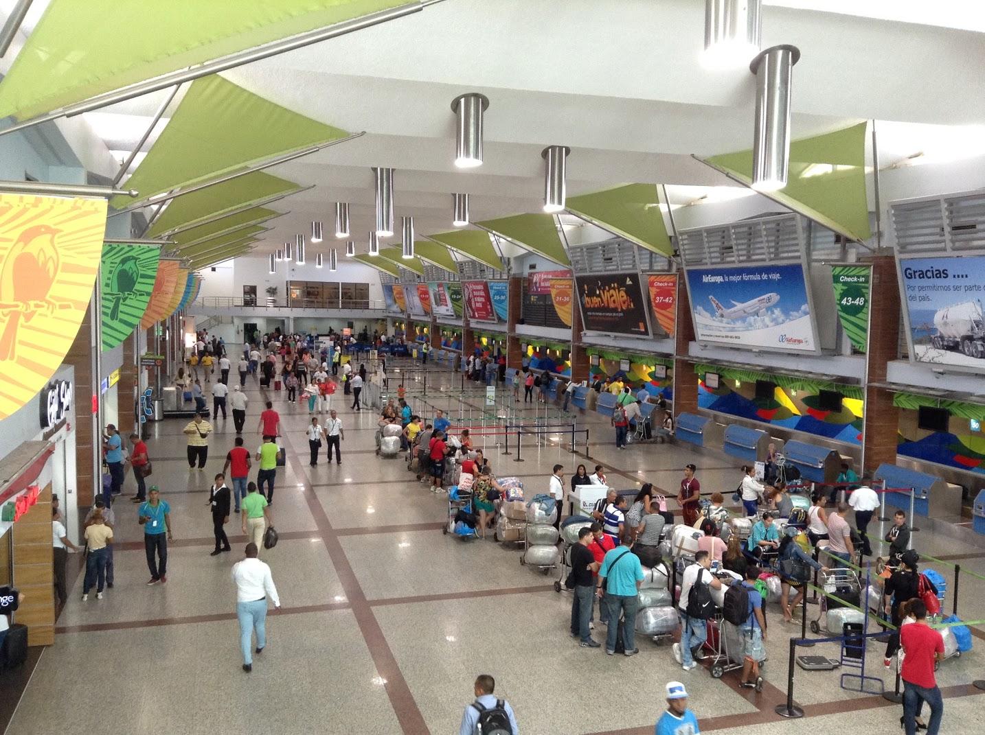 ラス・アメリカス国際空港