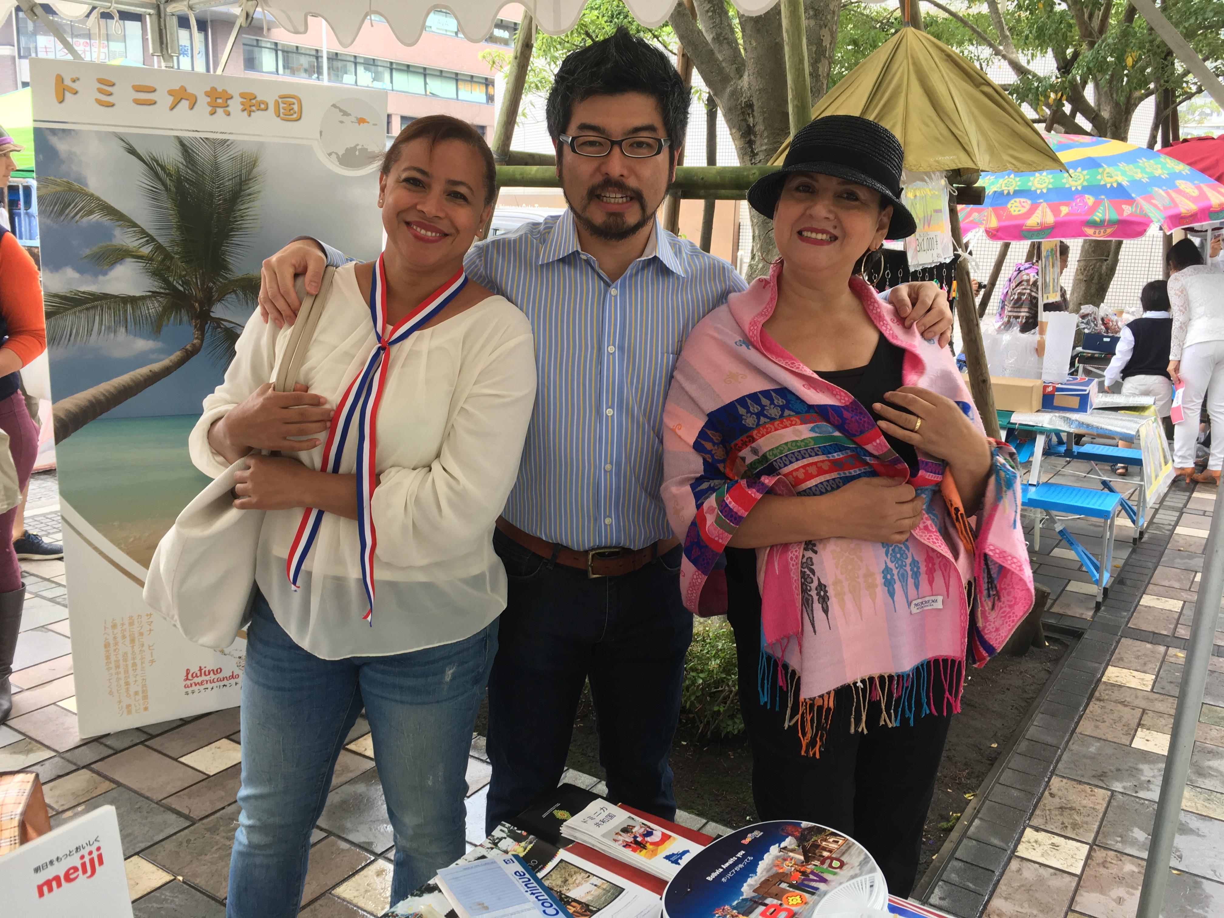 第一回エンパナーダフェスティバルが無事開催されました! (Se realizó la primera fiesta de las empanadas latinoamericanas)