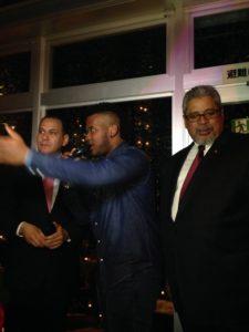 在京ドミニカ共和国大使館主催「建国記念パーティー」