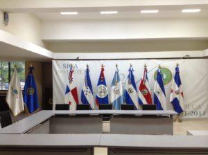 「中米統合機構(SICA)」本部(エルサルバドル)を訪問