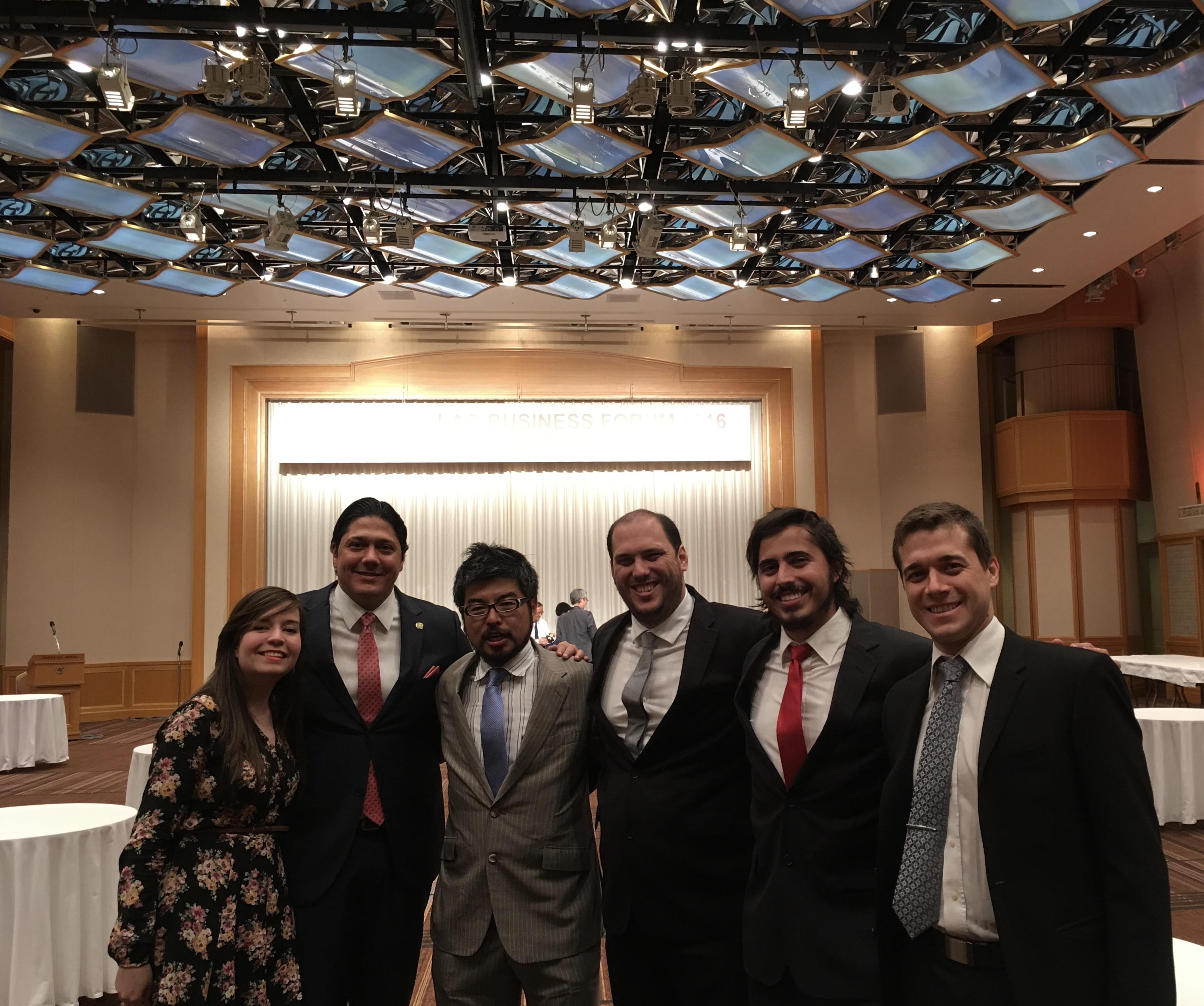 Japan-LAC Business Forum 2016