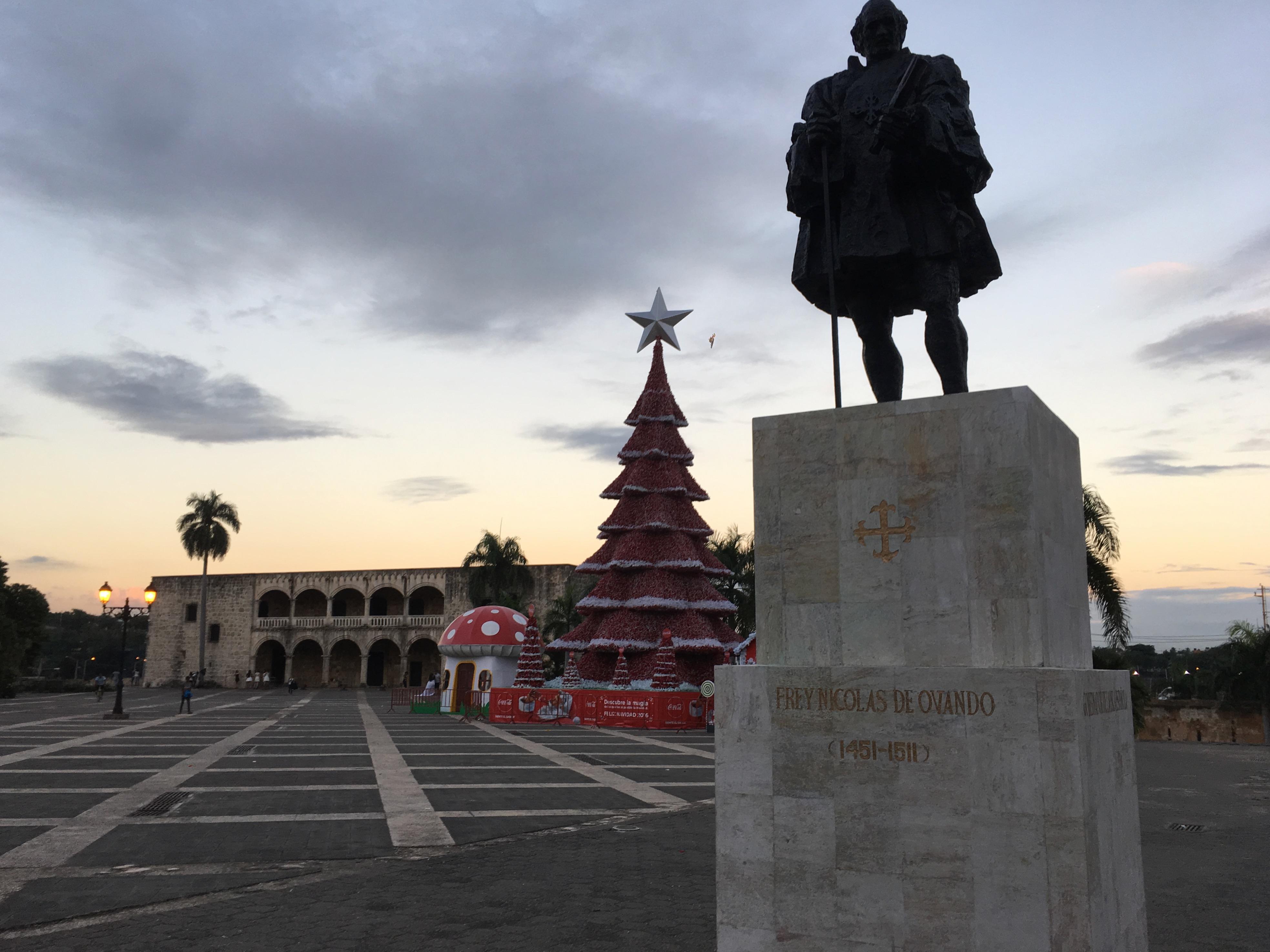 ドミニカ共和国訪問 (Visita a la República Dominicana)