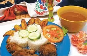ドミニカ料理ディナーの開催(Cena con comida dominicana)