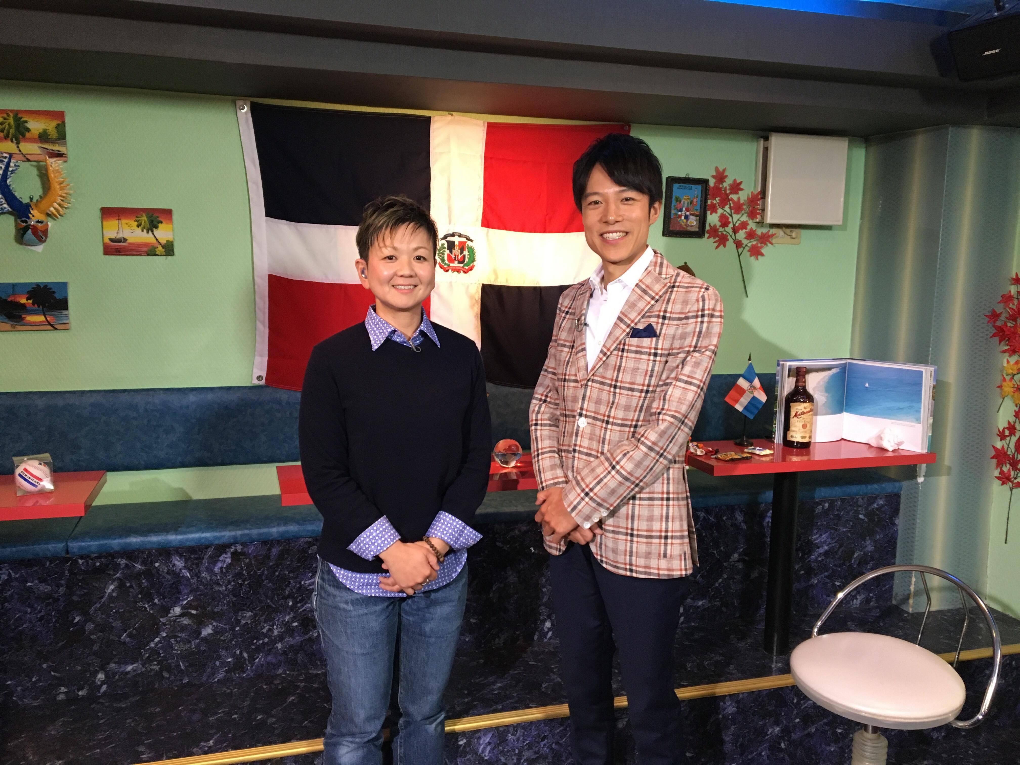 NHKによる廣瀬芽里さんインタビュー! (Entrevista por NHK a la srta. Meri Hirose)