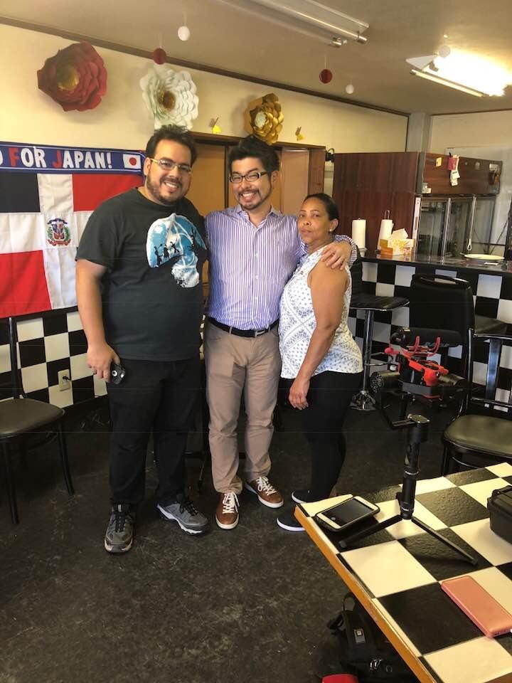 愛川町のドミニカ共和国コミュニティ訪問 (Visita a la comunidad dominicana en Aikawa)