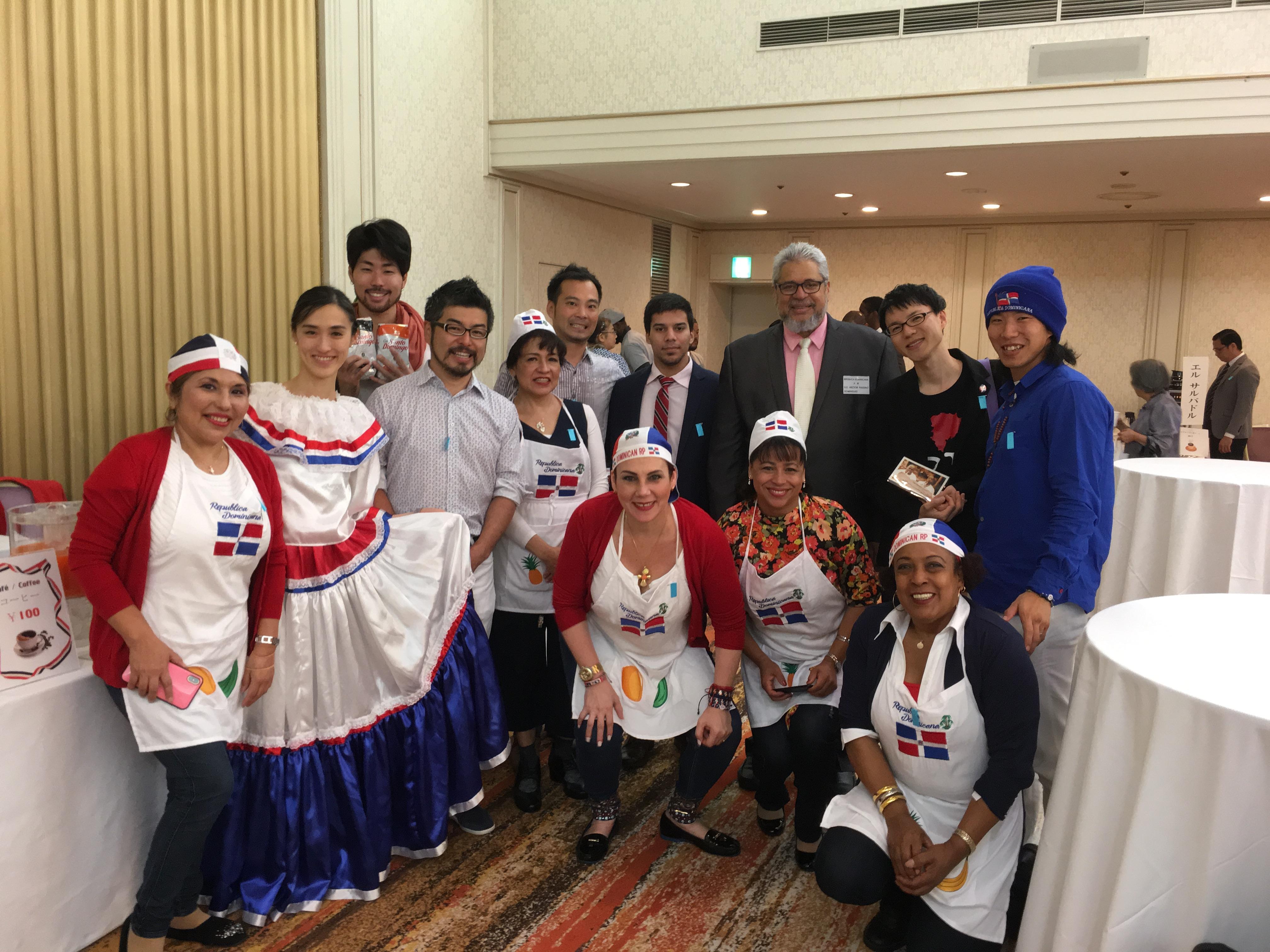 フェスティバル・ラティノアメリカーノ2018に参加しました! (Festival Latinoamericano y del Caribe 2018)