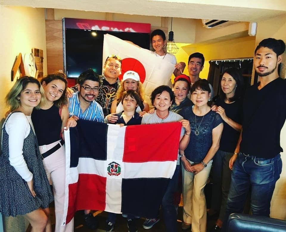 """第三回ドミニカン・スピーカーズ開催! (¡Celebramos el tercero """"Dominican Speakers""""!)"""