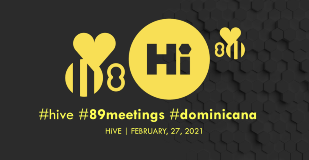 HiVE 89 Meetings Dominicanaを開催!(Evento Especial por el Día de Independencia)