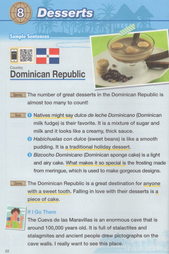 TAGAKI Around the World における Dominican Republic Section!